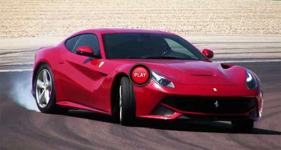 Ferrari F12 Berlinetta Wideo