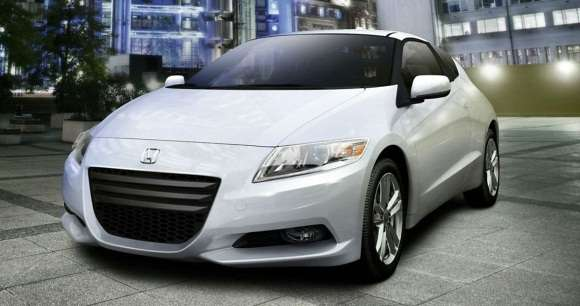 Honda CR-Z Detroit 2010