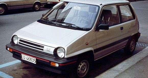 Honda Jazz rocznik 1982 pierwsza generacja
