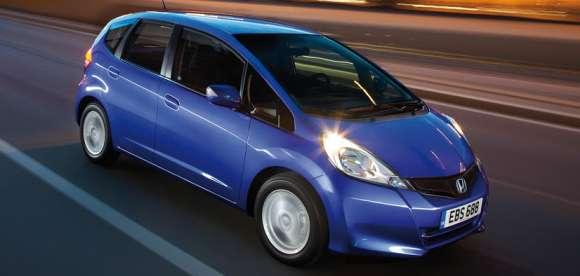Nowa Honda Jazz 2011 przód