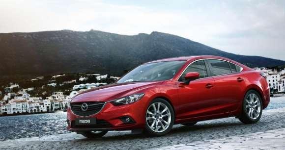 Nowa Mazda6 2014