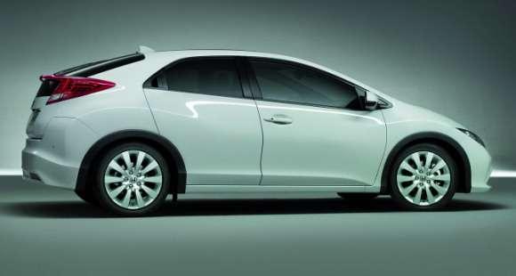 Nova Honda Civic 2012