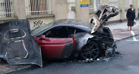 Spalone Ferrari