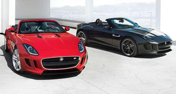 Nowy Jaguar F-type