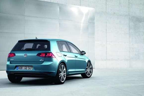 Volkswagen Golf VII 2013 tył