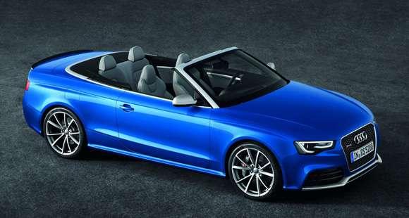 2014 Audi RS5 Cabrio