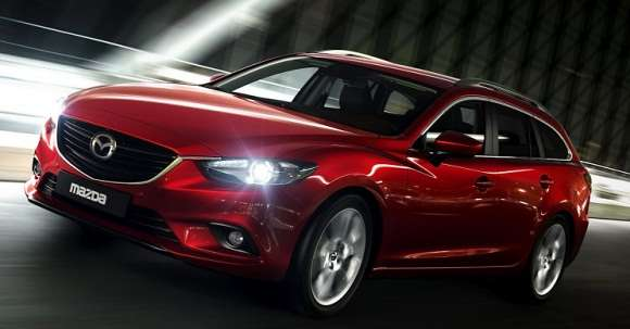 Mazda6 Station Wagon 2014 kombi