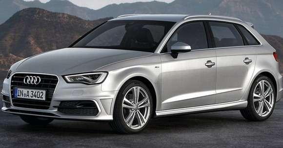 Nowe Audi A3 Sportback