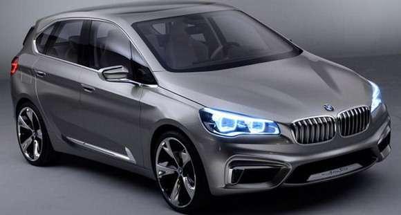 BMW Active Tourer Concept 2013
