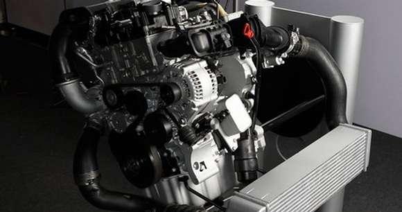 BMW twinturbo 1.5 l