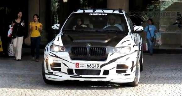 "Hamann Tycoon BMW X6 ""White Tiger"""