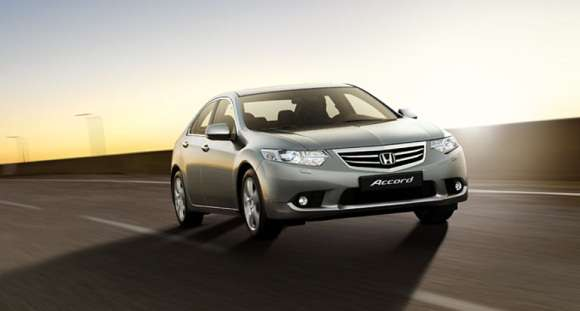 Nova Honda Accord 2011