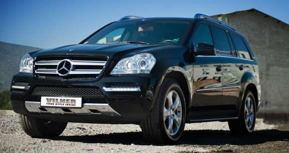 Mercedes GL Vilner