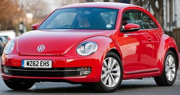 Volkswagen Beetle przód