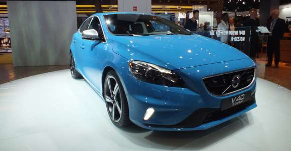 Nowe Volvo V40 R-Design