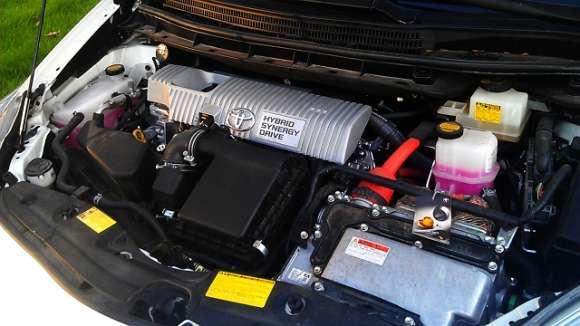 Silnik Toyoty Prius