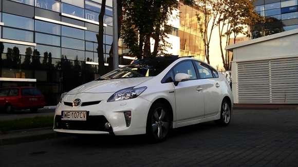 Toyota Prius przód
