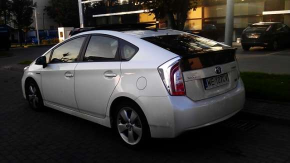 Toyota Prius tył