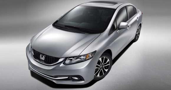 Honda Civic Sedan wersja amerykańska