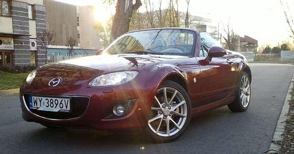 Bardzo dobry Mazda MX-5 w automacie – czy może być równie ekscytująca jak w TA66