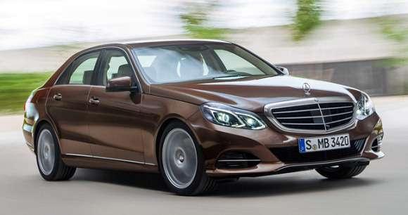 Mercedes klasy E 2014