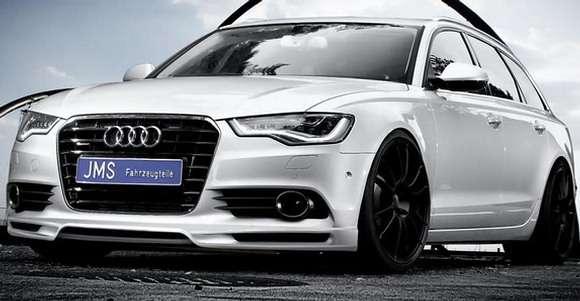 Audi A6 JMS Tuning