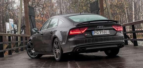 Audi S7 Sportback rear / tył