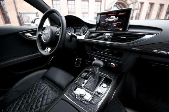 Audi S7 Sportback interior / wnętrze