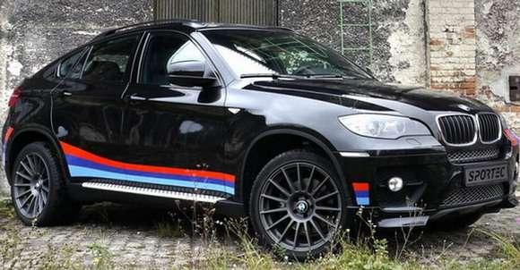 BMW X6 tuning Sportec