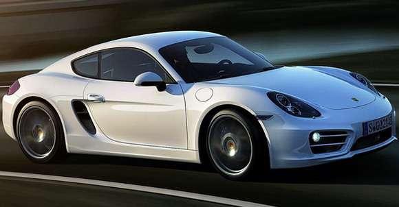 Nowe Porsche Cayman 2014