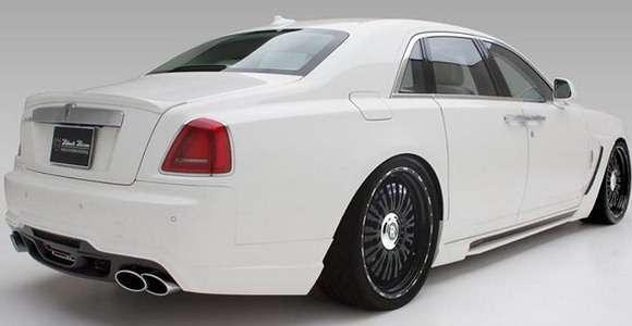 Rolls-Royce Ghost Wald International