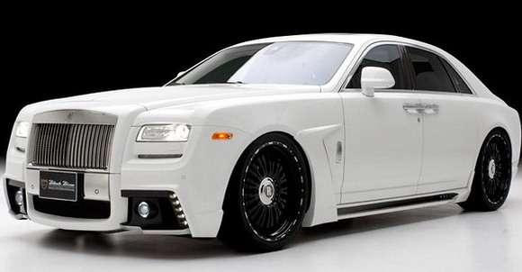 Rolls-Royce Ghost tuning