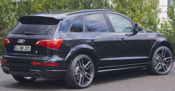 Audi SQ5 TDI tuning