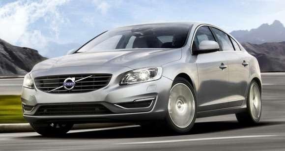 Volvo S60 facelift 2013