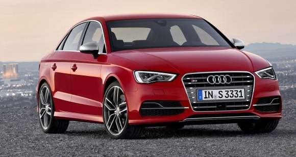 Nowe Audi S3 Sedan