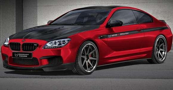 BMW M6 Manhart tuning