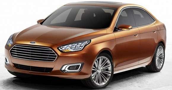 Nowy Ford Escort rendering