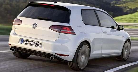 Volkswagen Golf GTI tył