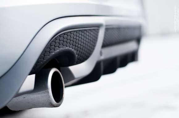 Volvo wydech