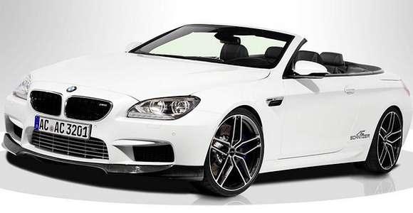 BMW M6 od AC Schnitzer tuning