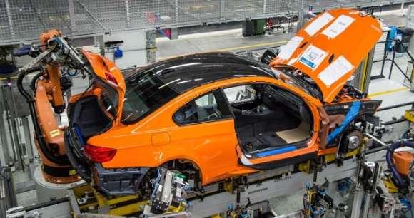 BMW M3 produkcja