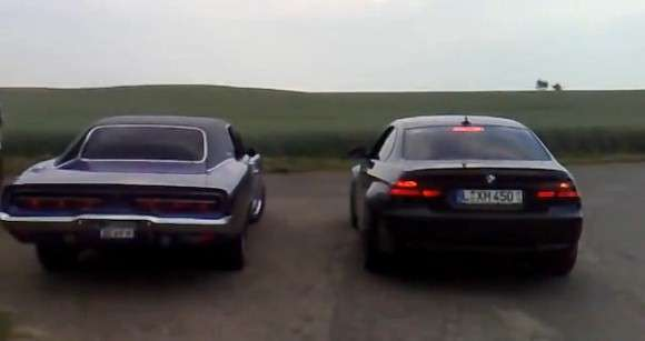 Dodge Charger 1969 vs BMW M3