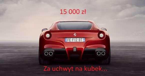Ferrari F12Berlinetta cena