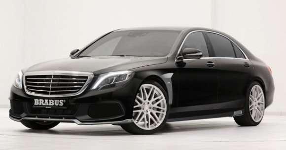 Mercedes klasy S 2014 tuning Brabus