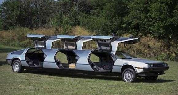 DeLorean DMC-12 limuzyna