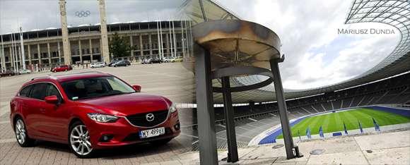 Mazda6 w Berlinie