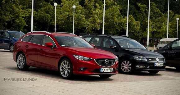 Mazda vs Volkswagen