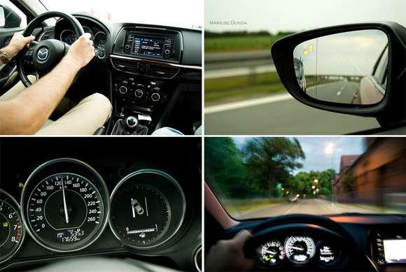 Mazda6 szczegóły