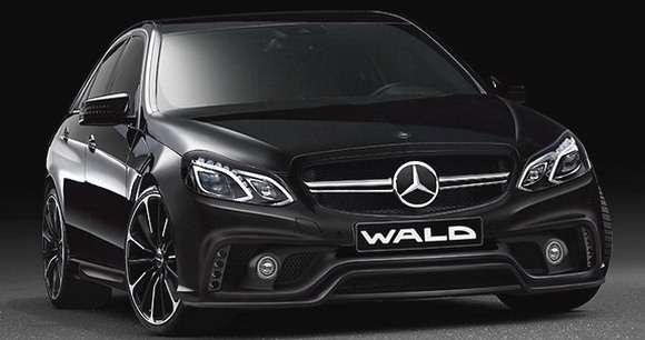 Mercedes klasy E facelifting 2013 Wald International