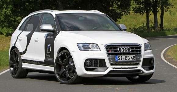 Audi SQ5 tuning